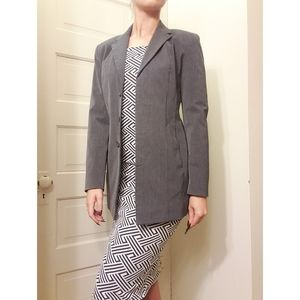 Express long blazer
